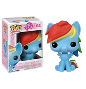 Pop! Heroes My Little Pony Rainbow Dash