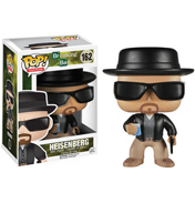 Pop! Television Breaking Bad Heisenberg Vinyl…