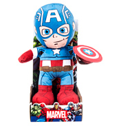 "Posh Paws Marvel Avengers Captain America 10""…"