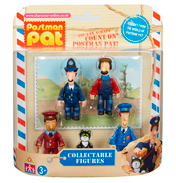 Collectable Five Figure Pack