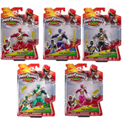 Power Rangers Dino Charge 12.5cm Figure RED RANGER