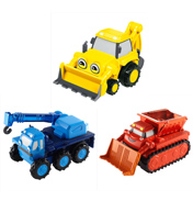 Bob The Builder Pull Back Vehicle LOFTY