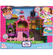 Puppy Play Park Playset