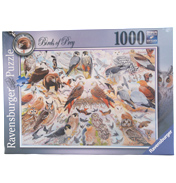 Avian World #1 Birds of Prey Jigsaw Puzzle (1000 Piece)