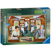 Brighton Belle 1000 Piece Jigsaw Puzzle