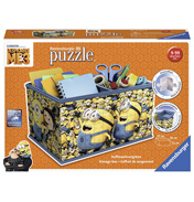 Despicable Me 3 3D Storage Box Jigsaw Puzzle