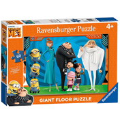 Despicable Me 3 Giant Floor Puzzle