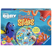 Disney Finding Dory Surprise Slides Game