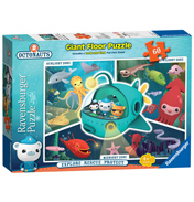Ravensburger Octonauts 60 Piece Giant Floor Puzzle
