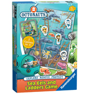 Octonauts Sea Eels & Ladders Game