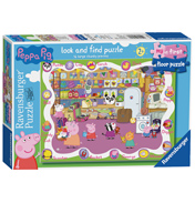Peppa Pig 16 Piece My First Floor Puzzle