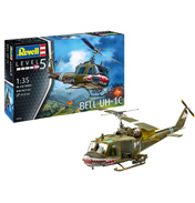 Bell UH-1C (Level 5) (Scale 1:35)
