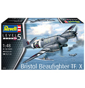 Bristol Beaufighter TF. X (Level 5) (Scale 1:48)