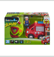 Control Junior Fire Truck