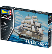 Cutty Sark (Level 5) (Scale 1:96)