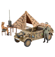 "German Staff Car Type 82 ""Kuebelwagen"" (Scale 1:35)"