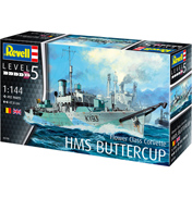 H.M.S Buttercup (Level 5) (Scale 1:144)
