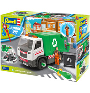 Garbage Truck (Scale 1:20)