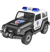 Junior Kit Offroad Police Vehicle (Level 1) (Scale 1:20)