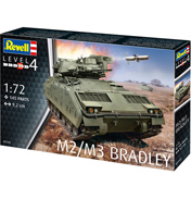 M2/M3 Bradley (Level 4) (Scale 1:72)
