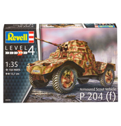 P204 (f) Armoured Scout Vehicle Scale 1:35)