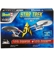 Star Trek U.S.S Enterprise Anniversary Set (Level 4)