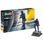 SWAT Officer (Level 3) (Scale 1:16)