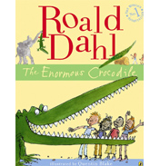 Roald Dahl the Enormous Crocodile Book