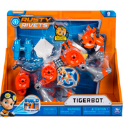 Tigerbot Figure with Accessories