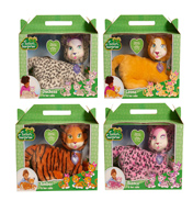 Safari Surprise Plush Assorted