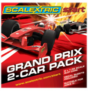 Scalextric Start Single Seater Twin Pack