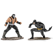 DC Comics Batman vs Bane Figure Pack