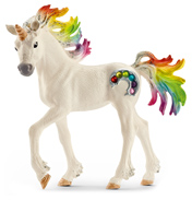 Bayala Rainbow Unicorn, Foal Figure