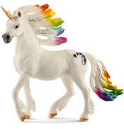 Bayala Rainbow Unicorn, Stallion Figure