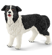 Farm World Border Collie Figure