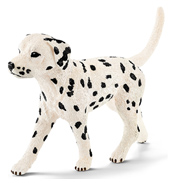 Farm World Dalmatian Male Figure
