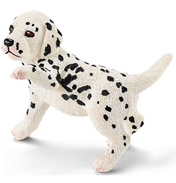 Farm World Dalmatian Puppy Figure