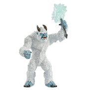 Eldrador Creatures Ice Monster with Weapon