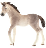 Horse Club Andalusian Foal Figure