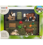 Children's Zoo Playset