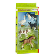 Farm World Animals (5 Pack)