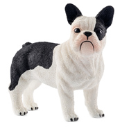 Farm World French Bulldog Figure