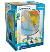 Science4you Discovery Channel Globe
