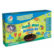 Super Mega Science Kit 8-in-1 (Blue Pack)