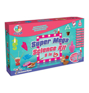 Super Mega Science Kit 8-in-1 (Pink Pack)