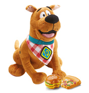 Snack Attack Scooby Plush Toy