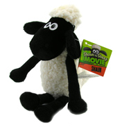 Shaun The Sheep Movie 20cm Bean Toy