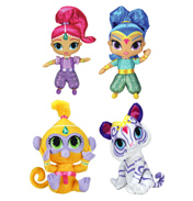 Shimmer & Shine Plush NAHAL