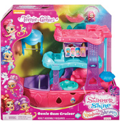 Teenie Genies Genie Gem Cruiser Playset