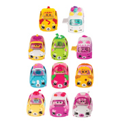 Cutie Cars 1 Pack Assorted